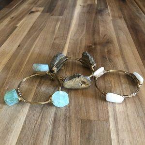 Jewelry - Stunning Bangles Set of 3